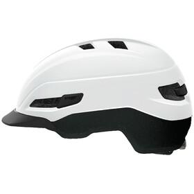 MET Grancorso casco per bici bianco